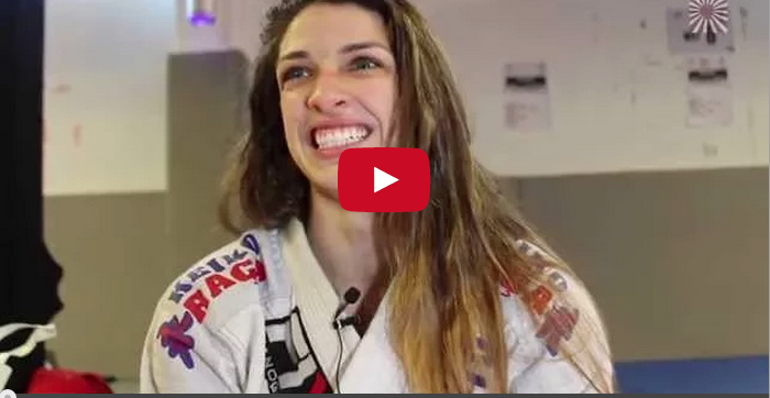 Mackenzie Dern Height Mackenzie Dern Interview After