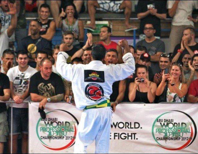 Thiago Braga Wins Australian World Professional Jiu Jitsu Championship Trials