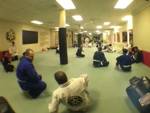 Jiu Jitsu Maps | Allschools