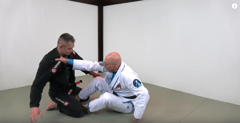 A Simple Drill to Make Your Guard Much Harder to Pass