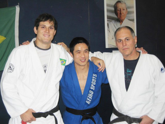 Mauricio Gomes: Off the Mat with a Bjj Black Belt