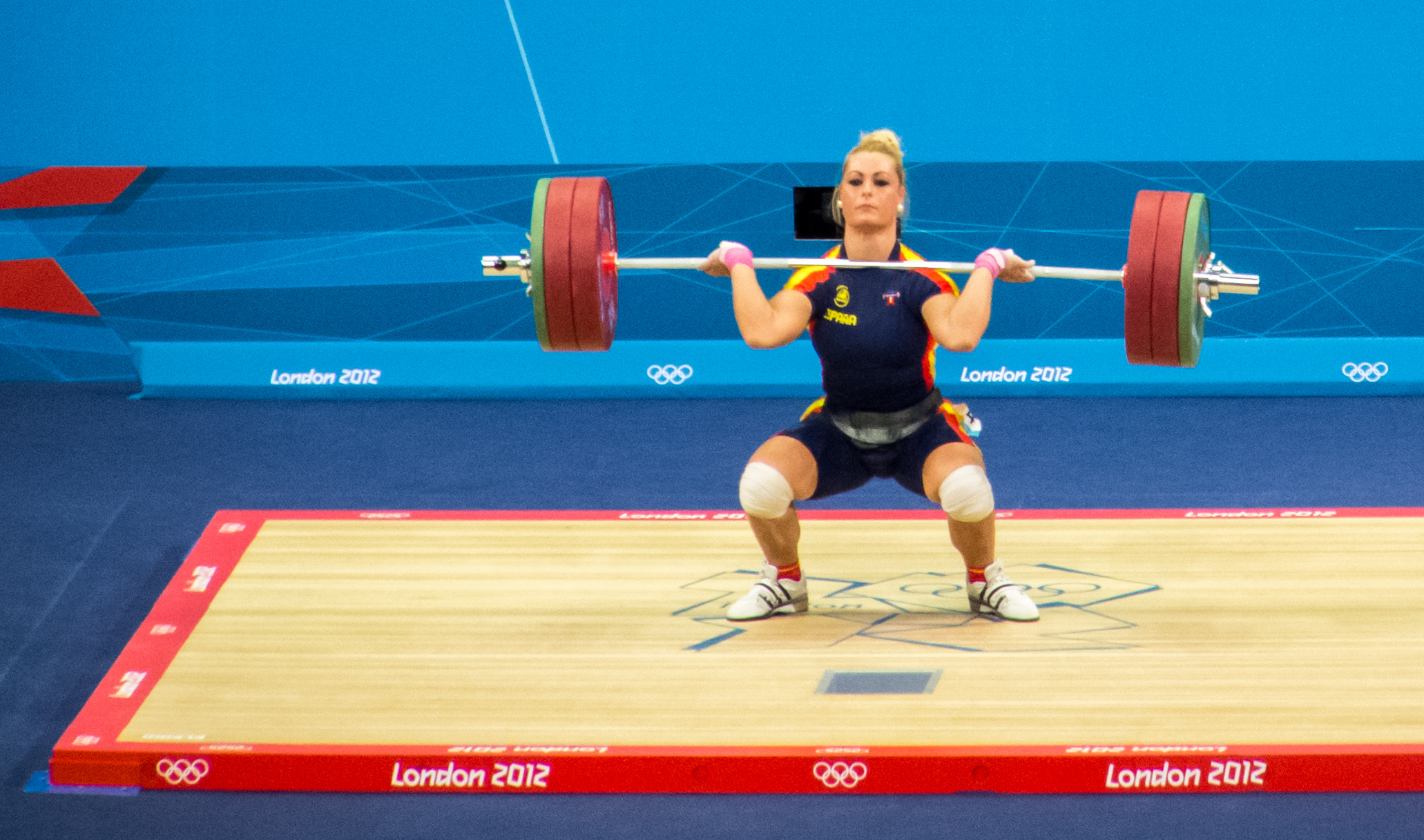 olympic weightlifting Olympic weightlifting, london, united kingdom 18k likes olympic weightlifting is the father of all sports.