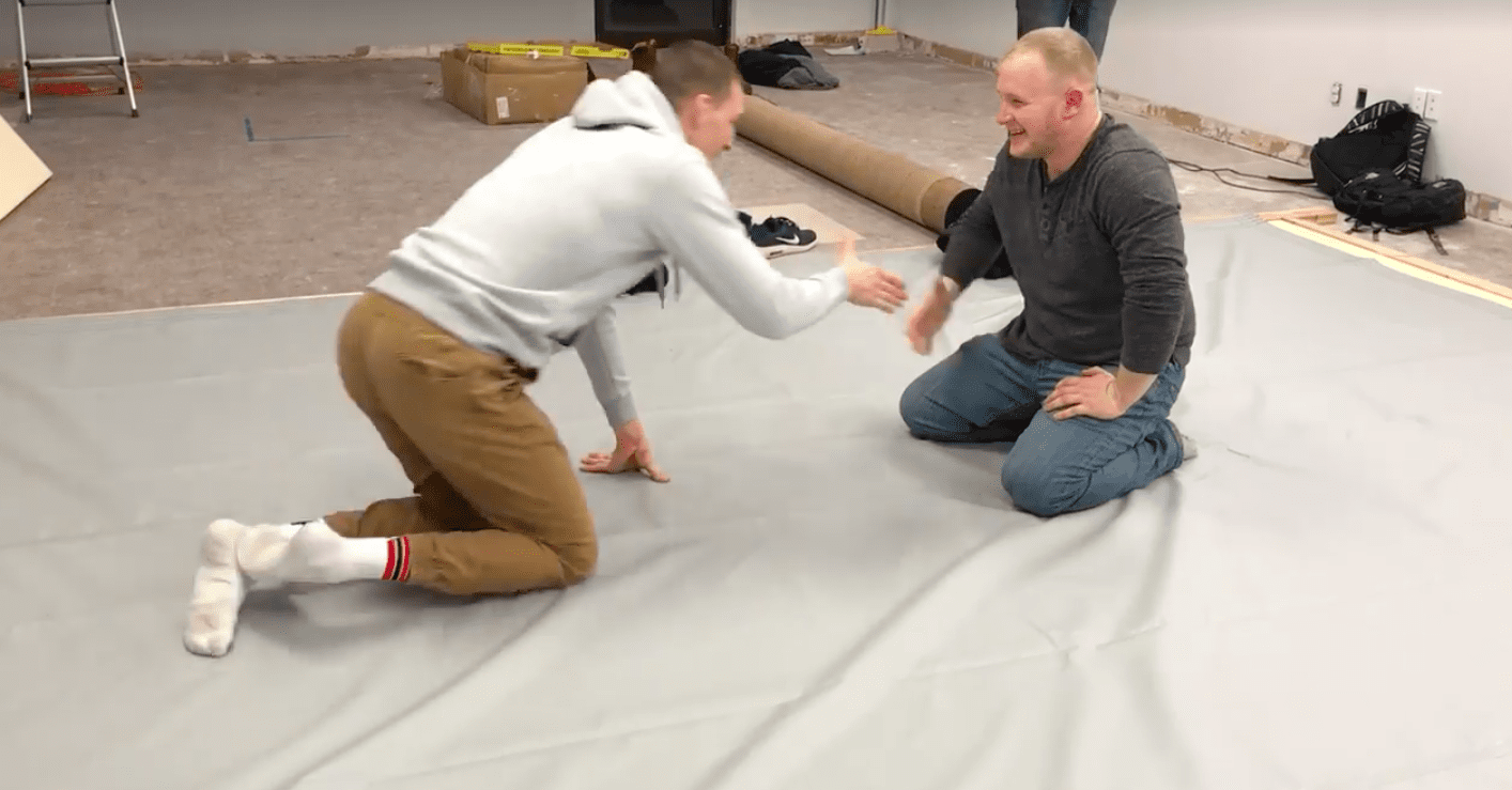 MMA Fighter Exposes Fake Brazilian Jiu-Jitsu Purple Belt And