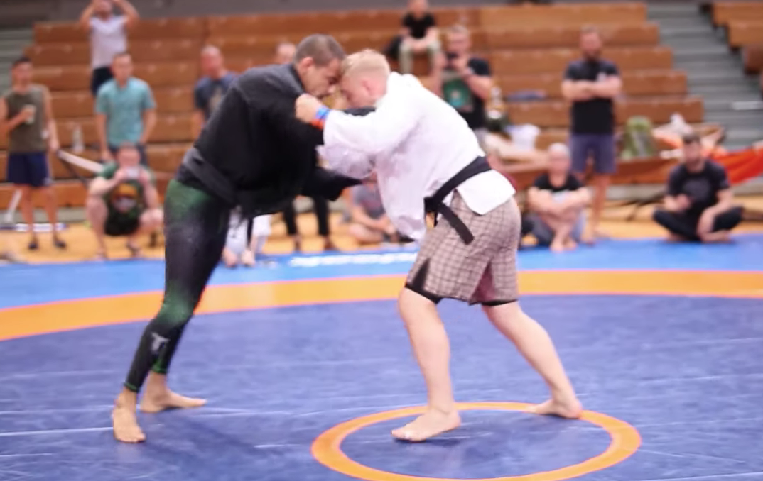 BJJ Globetrotters Brings Irish Collar and Elbow Grappling Back