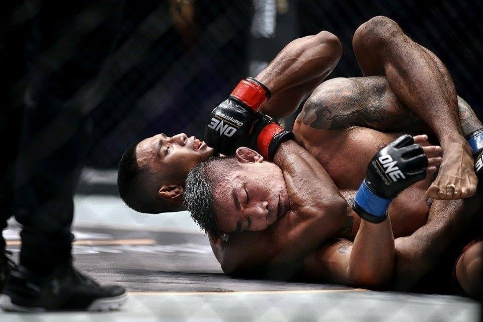 the 5 best chokes for mma