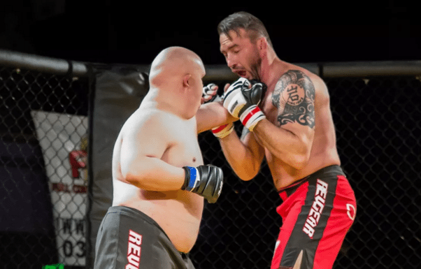 MMA Fighter With Down Syndrome Now A Heavyweight Champion