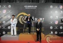 Abu Dhabi Grand Slam Para Jiu-Jitsu Athletes