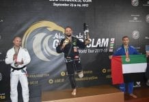 Abu Dhabi Grand Slam Los Angeles