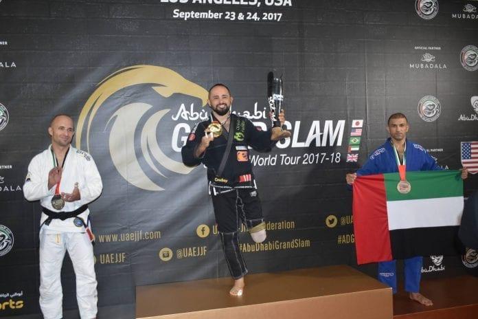 Abu Dhabi Grand Slam Los Angeles