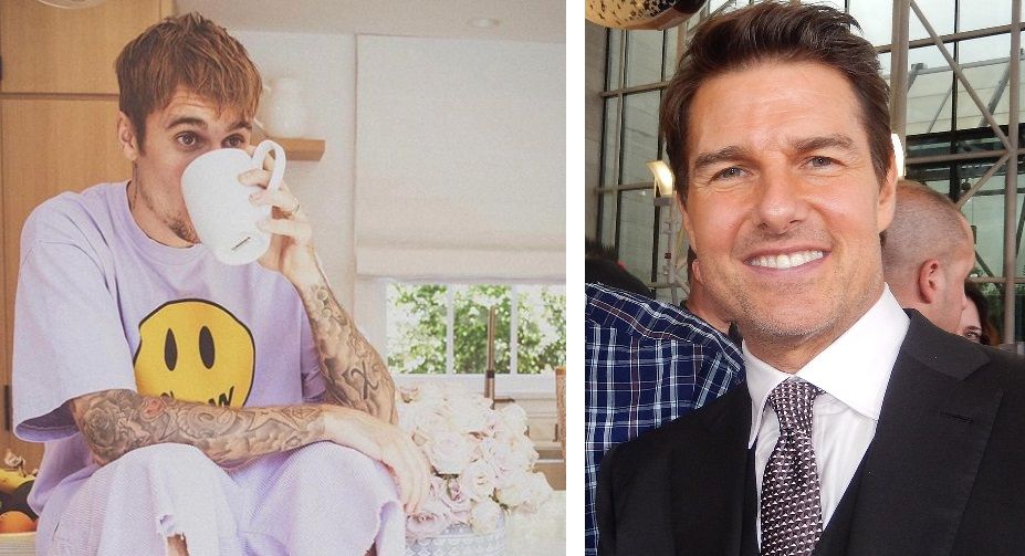 Justin Bieber Challenged Tom Cruise To An MMA Fight Because It's 2019 & Nothing Matters Anymore