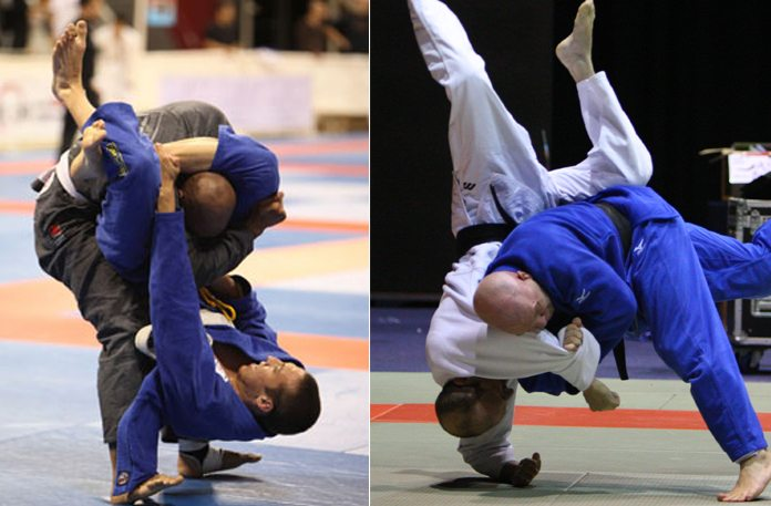 BJJ is better than Judo, Wrestling, and Sambo for MMA