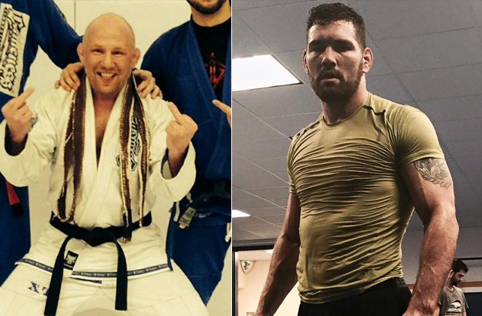 Small Town Blackbelt Calls Out Chris Weidman