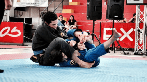 Dear New Blue Belt: Don't You Dare Quit Now