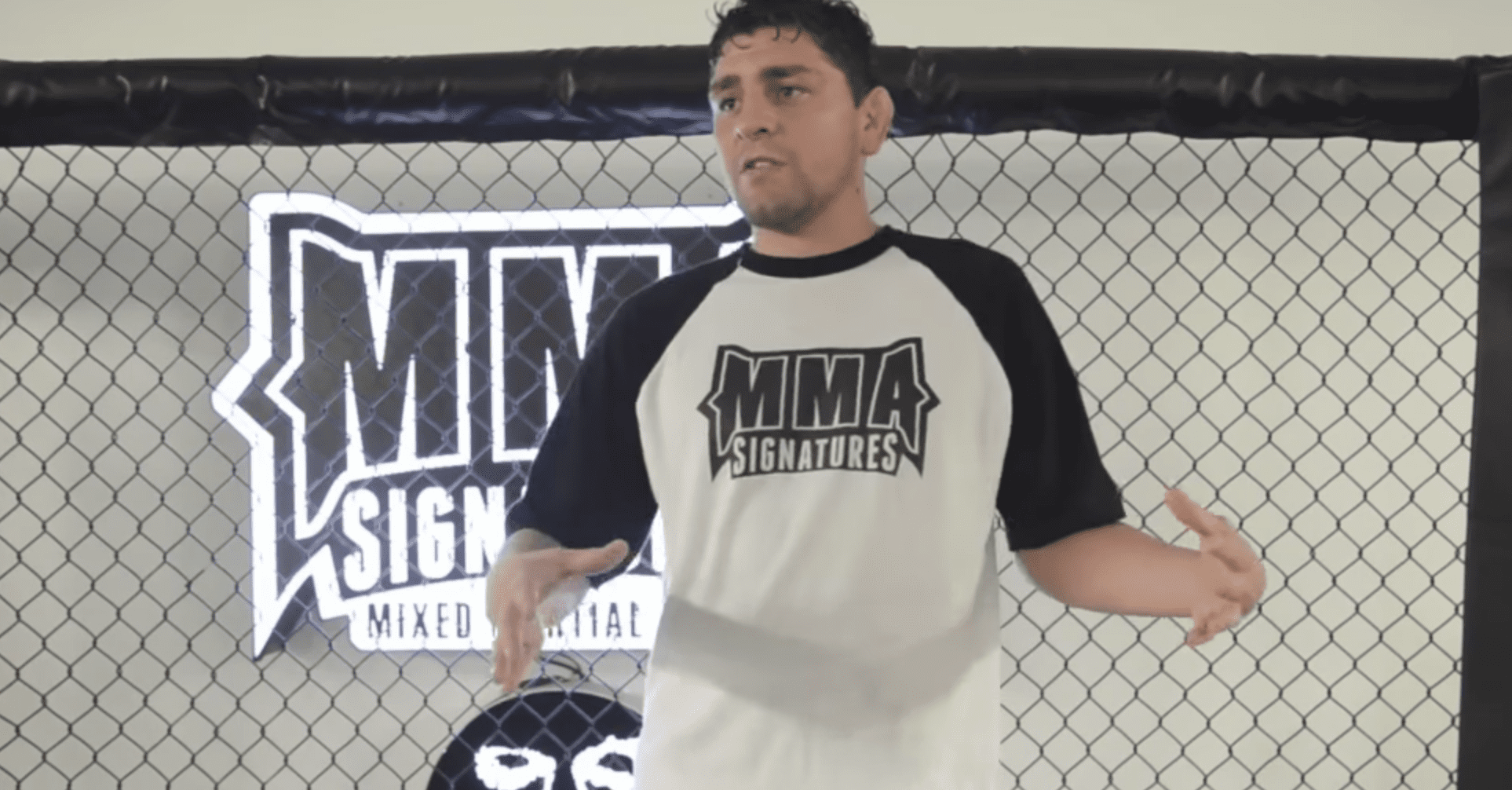 Nick Diaz arrested for alleged domestic violence in Las Vegas