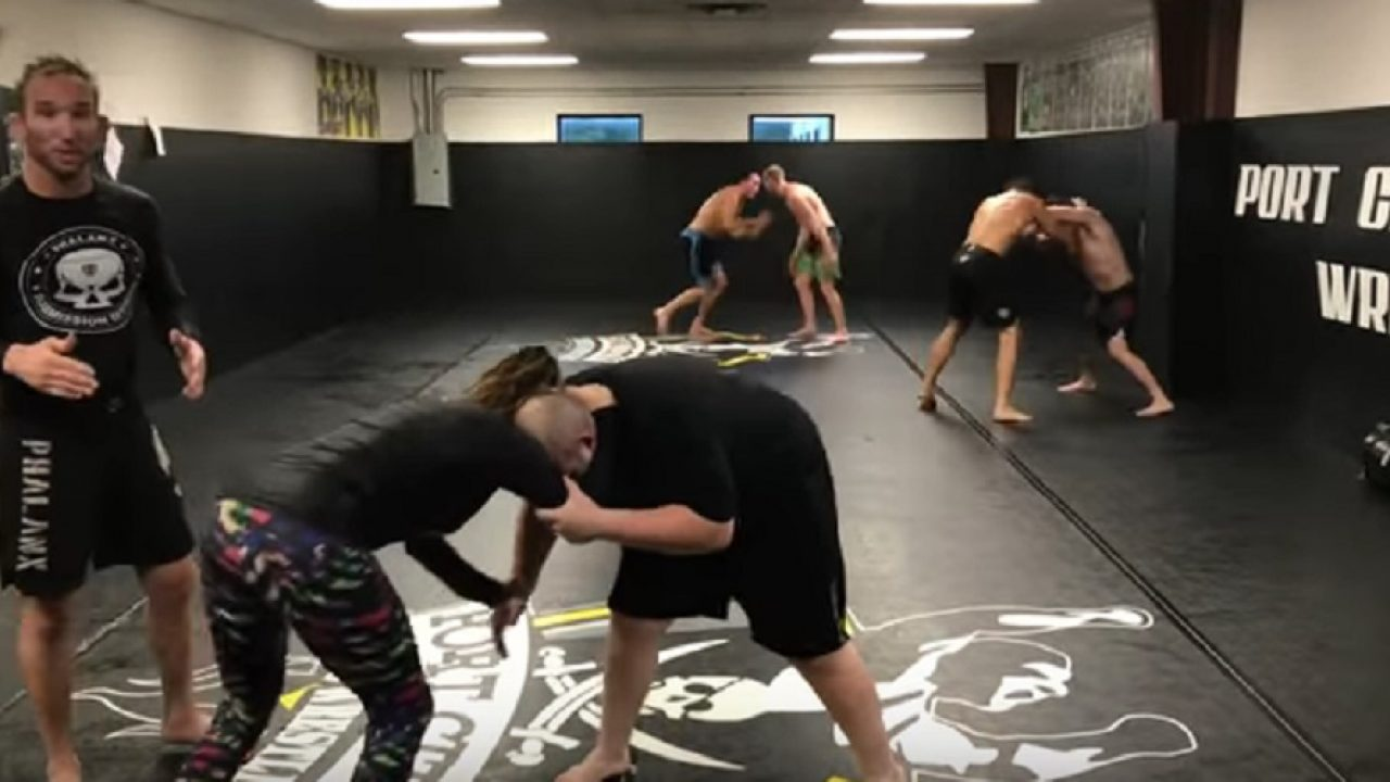 This Video Is Proof That Double-Leg Takedowns Always
