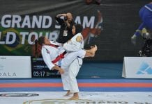 Abu Dhabi Grand Slam London