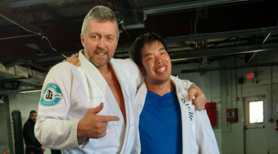 BJJ Practitioner With Cerebral Palsy Wants To Become Pro