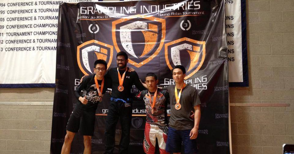 Grappling Industries run's successful NYC Event  Superfight Eddie
