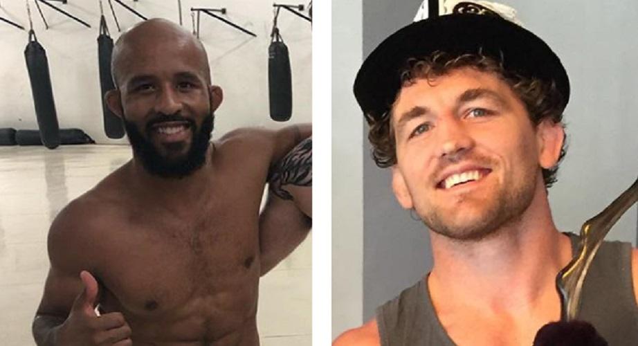 UFC Rumored To Be Trading Demetrious Johnson For ONE FC's Ben Askren