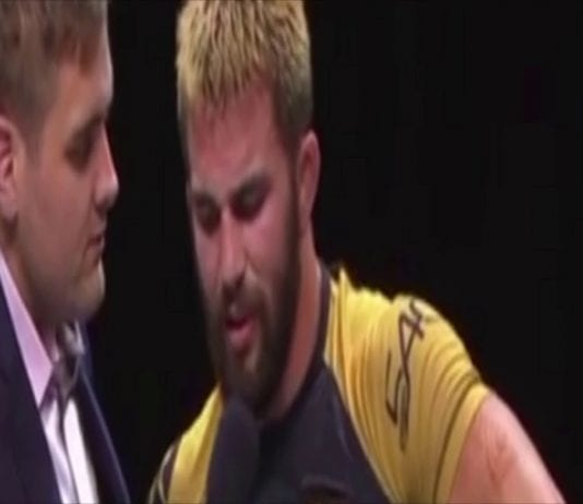 Garry Tonon Post-Fight Polaris 5