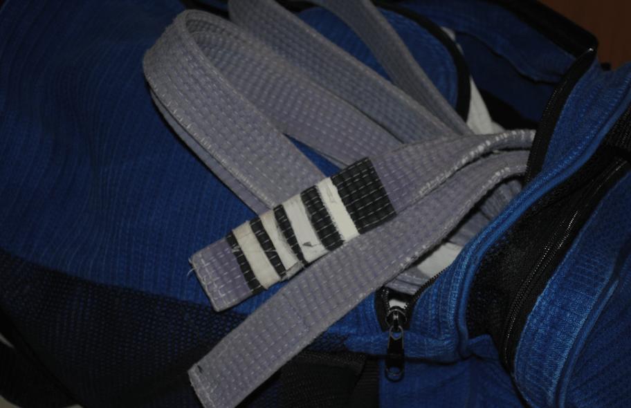 Jiu-Jitsu Belts/Rank: Redux