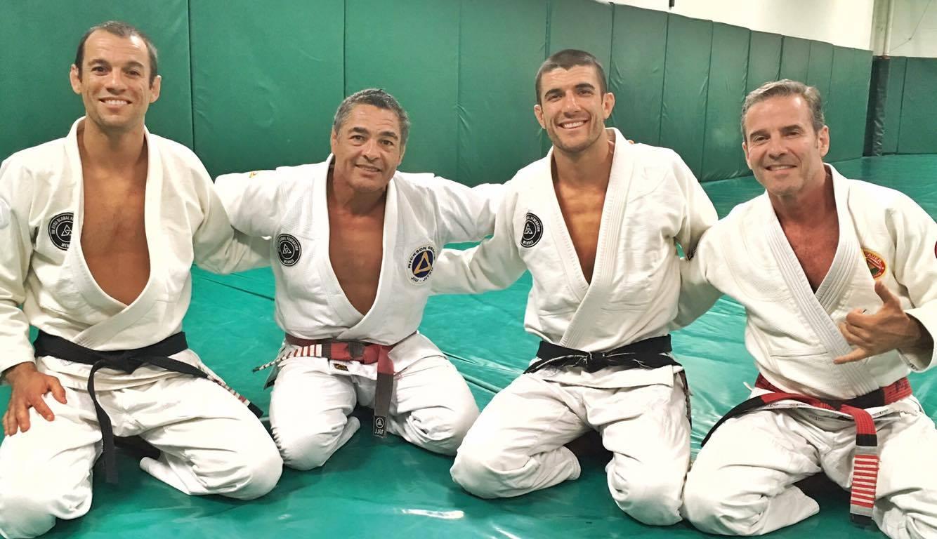 The Future of Jiu-Jitsu With Rickson Gracie, Pedro Sauer, Ryron