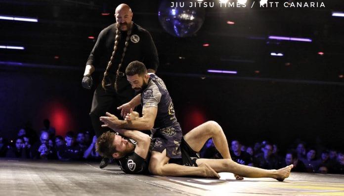 Combat Jiu-Jitsu Champion