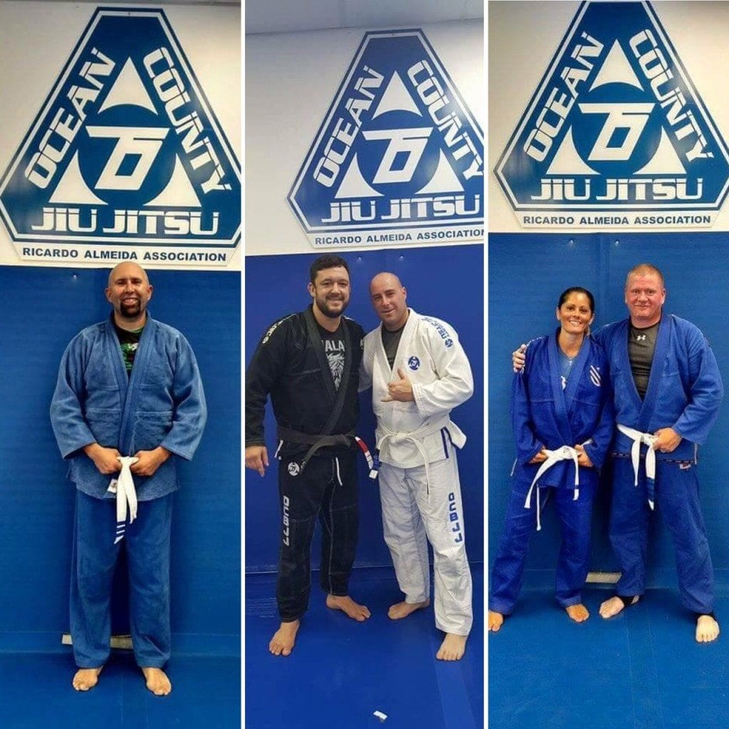 The white belt is one of the most important promotions of every martial artists life.--photos courtesy of Tom DeBlass